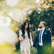 Wedding photographer Alina Shacilo (alinashatsilo). Photo of 27.06.2017