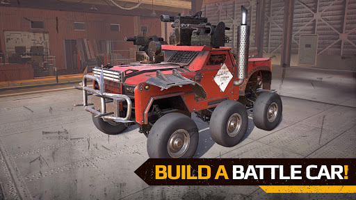 Crossout Mobile  captures d'u00e9cran 1