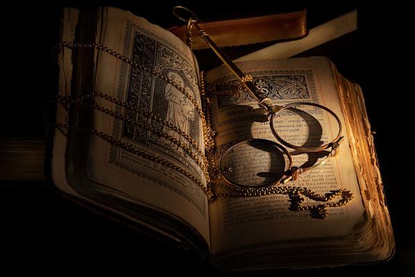 Il fascino dei libri antichi di davide_giovanni_volpi