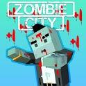 Zombie City - Clicker Tycoon icon