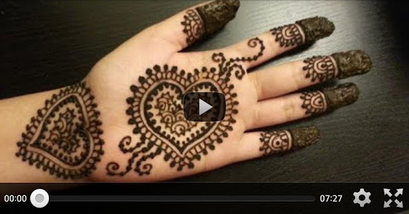 Mehndi Hands With Mobile : Mehndi design videos apps on google play