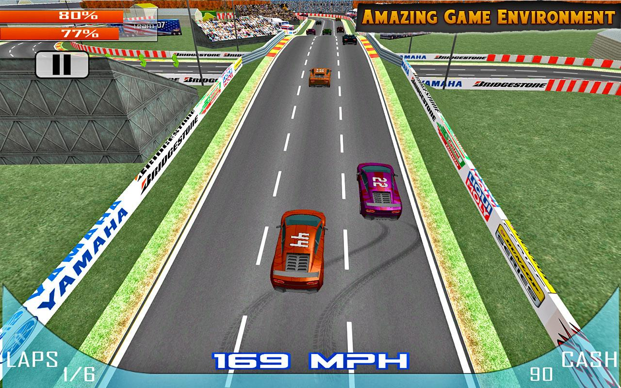 Turbo Drift 3D Car Racing 2017- screenshot
