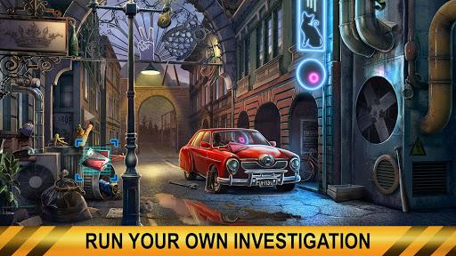 Crime City Detective: Hidden Object Adventure  captures d'écran 1