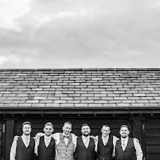 Wedding photographer Sean Odell (odell). Photo of 16.09.2018