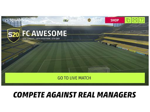 SEASON 20 Pro Football Manager 3.4.4 screenshots 10
