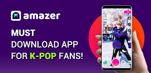 amazer - Global Kpop Video Community - Apps on Google Play