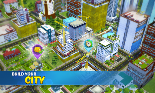 My City - Entertainment Tycoon  captures d'u00e9cran 1
