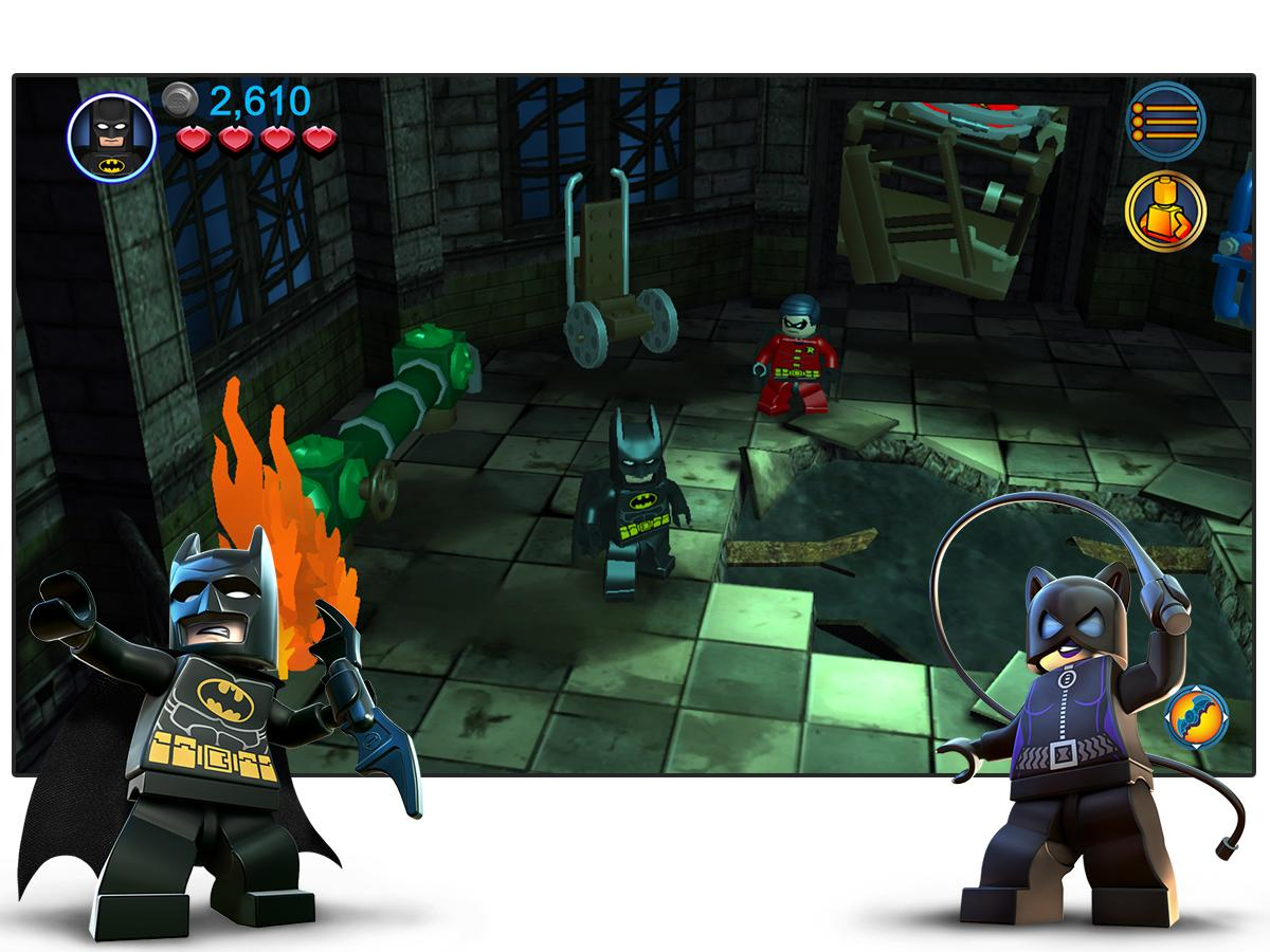 LEGO Batman: DC Super Heroes- screenshot