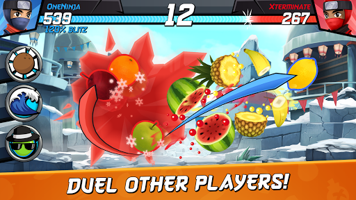 Fruit Ninja 2 - Fun Action Games apkpoly screenshots 4