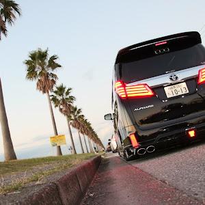 アルファード GGH35W SC V6 3.5 4WDのカスタム事例画像 MIYAさんの2020年10月24日22:51の投稿