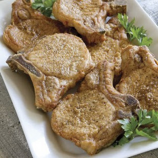 Southern Fried Pork Chops