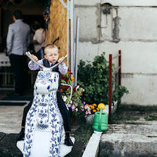 Wedding photographer Tatyana Kuzminskaya (KuzminskayaTaty). Photo of 09.11.2016