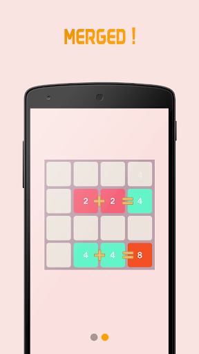 2048 Original  gameplay | by HackJr.Pw 6