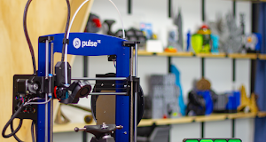 Pulse XE USA-Made Advanced Material 3D Printers