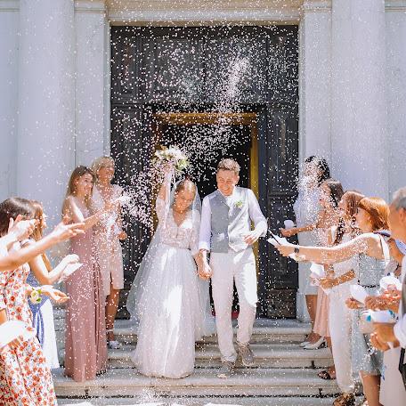 Fotógrafo de bodas Galina Rudenko (GalyaRudenko). Foto del 05.08.2017