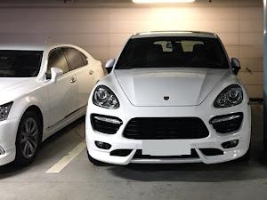 カイエン ターボ  のカスタム事例画像 Porsche mania japanさんの2018年04月04日02:29の投稿