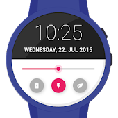 MaterialD Watch Face