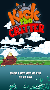 Kick the Critter – Smash Him! Mod apk download for Android 1