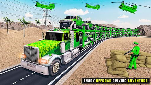 US Army Ship Transport:Tank Simulator Games 1.20 com.us.army.atv.limo.transporter.plane apkmod.id 4