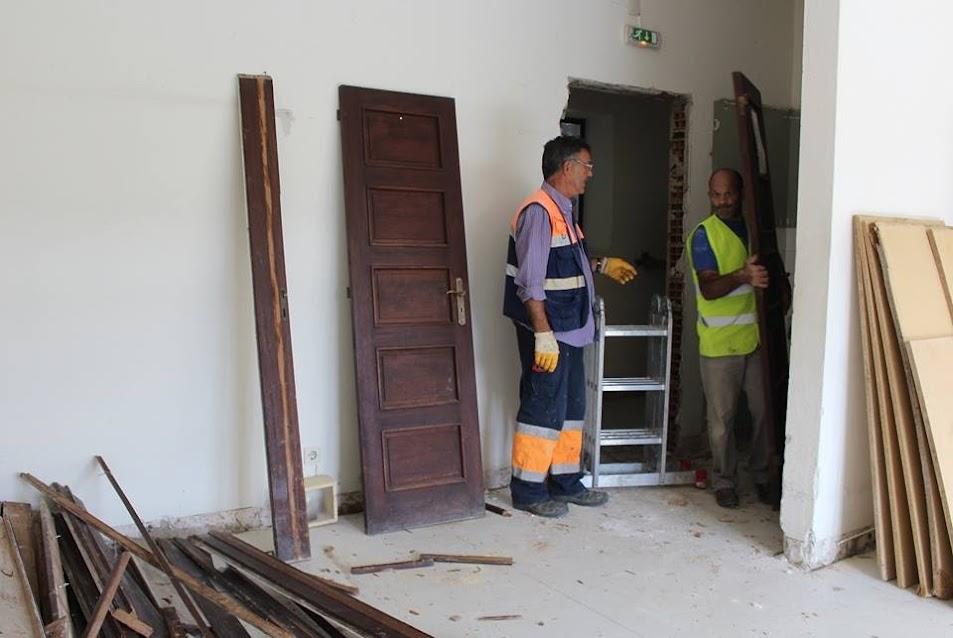 Misericórdia de Lamego inicia remodelação do Lar de Arneirós