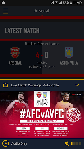 Arsenal 1.7.2 screenshots 5