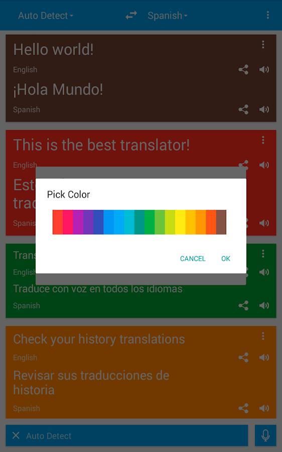 Google übersetzer Stimme ändern