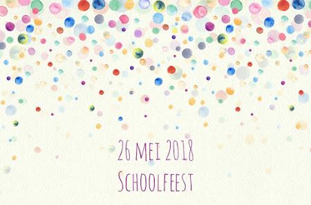 26 mei - Schoolfeest