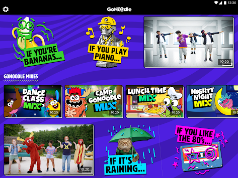 GoNoodle - Kid Movement & Mindfulness Videos! image