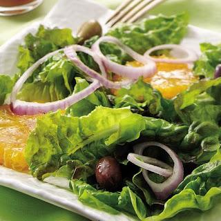 Spanish Olive Salad Recipe