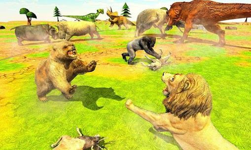 Wild Animals Kingdom Battle 7