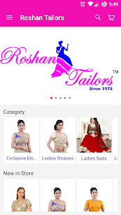 Roshan Tailors- screenshot thumbnail