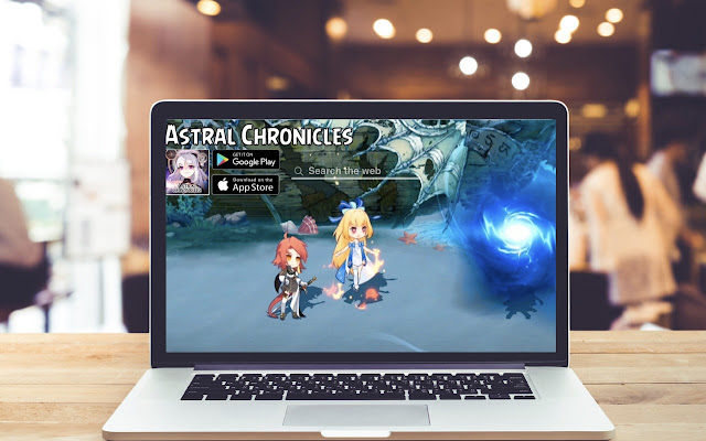Astral Chronicles HD Wallpapers Game Theme