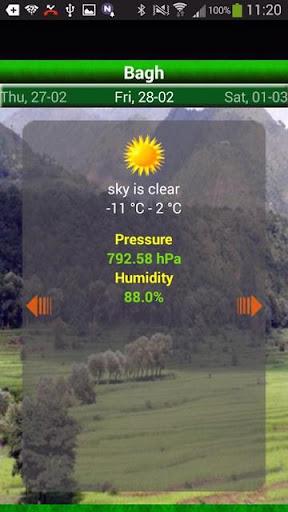 Pakistan Weather 1.10 screenshots 7