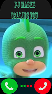 new call pj masks 2018 - náhled