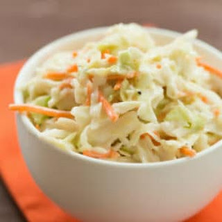 Basic Creamy Coleslaw Dressing Recipe