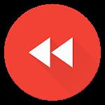 Rewind: Reverse Voice Recorder Icon