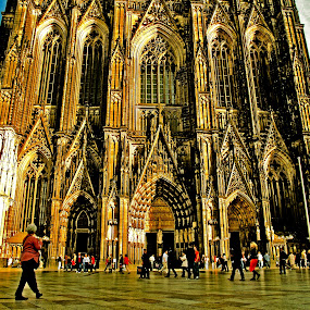 Koln Cathedral by Elha Susanto - Buildings & Architecture Public & Historical (  )