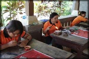 Bali art villages