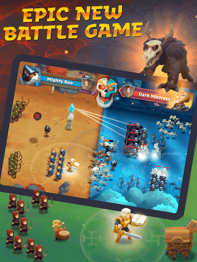 Battle Legion apktram screenshots 7
