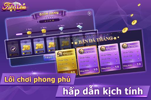 Tiu1ebfn Lu00ean Miu1ec1n Nam - Tien Len -Tu00e1 Lu1ea3-Phu1ecfm -ZingPlay 1.7.061105 screenshots 12