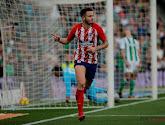 Saul Niguez (Atlético Madrid) a dû jouer pendant deux ans avec un cathéter
