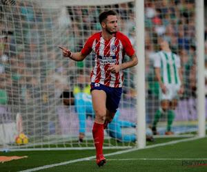 """Saul Niguez (Atlético Madrid) : """"J'ai dû mettre ma propre santé en jeu pour défendre les couleurs de mon club"""""""