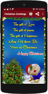 Merry Christmas Wishes Cards - náhled