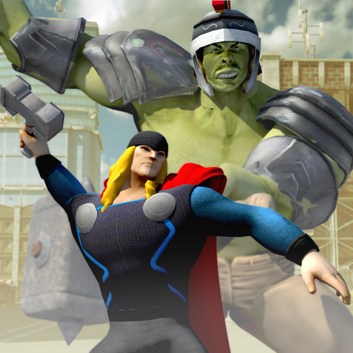 Incredible Monster vs Thunder God (game)