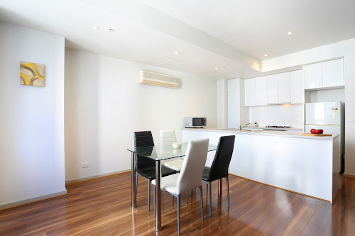 Photo of property at 1301/270 King Street, Melbourne 3000