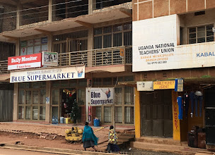 Photo: Supermarket Kabalessa