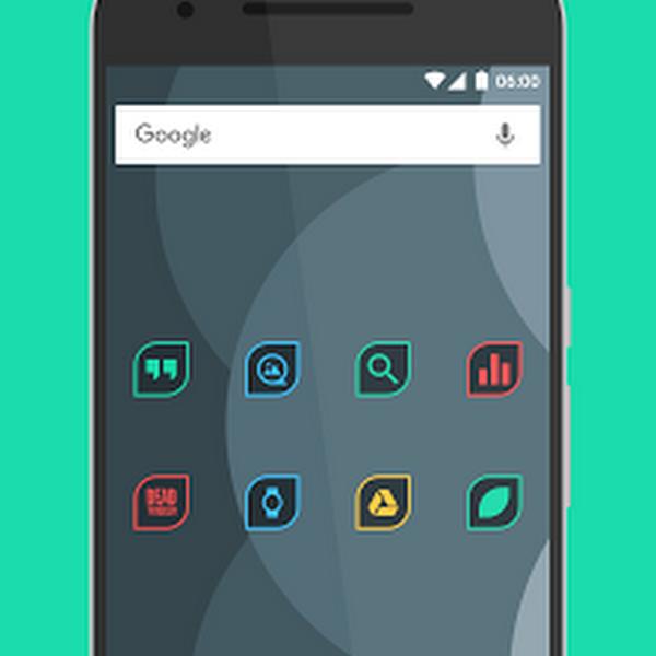 Folium - Icon Pack v2.8