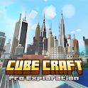 Cube Craft Pro Exploration Game Adventure icon