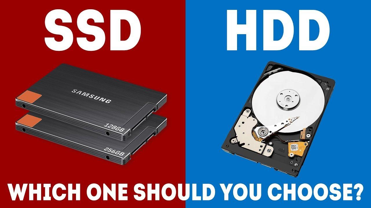 The Hard Drive Question: SSD versus HDD