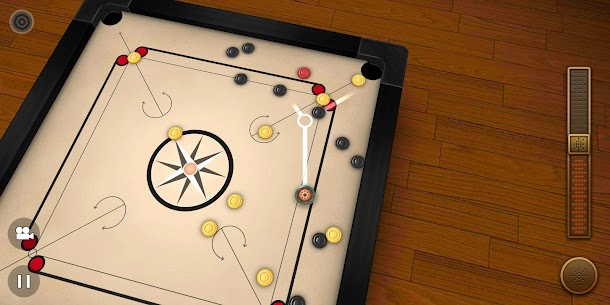 Carrom Club 3D FREE ( CARROM BOARD GAME ) 3